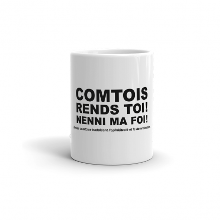 Comtois rends toi !